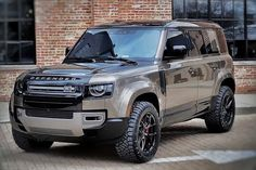 New Land Rover Defender, New Defender, Suv Trucks, Jeep Truck, 4x4, Sport Suv, Badass Jeep, Land Rover Discovery Sport, Best Luxury Cars