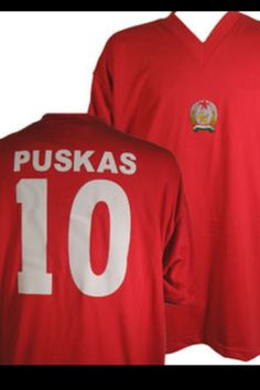 Camisa de Ferenc Puskas European Cup, Olympic Champion, Sport Icon, National Championship, Fifa World Cup, Real Madrid, Olympics, Legends, Soccer