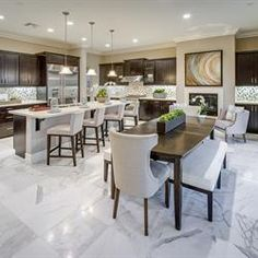 A gourmet kitchen you'll love to use, in the Cardinal plan at Phoenix Crest - new homes by Benchmark Communities in Rancho Cucamonga