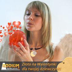 Wielkimi krokami zbliża się 14 luty czyli Święto Zakochanych. Złota biżuteria będzie idealna na prezent dla twojej połówki.