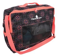 c0baaa580c Classic Equine® Boot Accessory Tote is a bag that is sturdy and large  enough to carry your horse boots and or all your other accessories. The  screen front ...