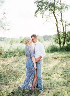 Dusty Blue Anniversary Session – The White Wren Blue Anniversary Session Dresses For Engagement Pictures, Engagement Photo Dress, Engagement Photo Inspiration, Engagement Couple, Engagement Photography, Engagement Session, Summer Engagement Outfits, Engagements, Wedding Pictures