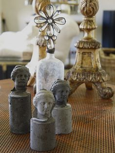 antique details