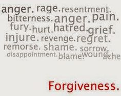 Forgiveness stands alone. Awesome!!