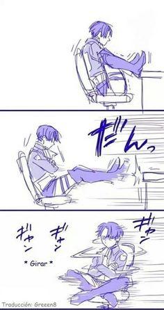 Read from the story LeviHan Historietas by with reads. M Anime, Fanarts Anime, Haikyuu Anime, Otaku Anime, Anime Guys, Anime Characters, Attack On Titan Comic, Attack On Titan Ships, Attack On Titan Fanart