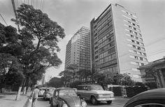 Década de 1960 - Avenida Paulista.