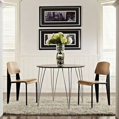 Cornwall Modern Contemporary Dining Chairs | Dining Room Decorating | Modern Classic Design | Eurway
