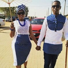 Top Shweshwe Styles for Men in South Africa - Reny styles African Bridesmaid Dresses, African Wear Dresses, African Fashion Ankara, African Attire, Prom Dresses, Wedding Dresses, African Traditional Wear, African Traditional Wedding Dress, Traditional Outfits