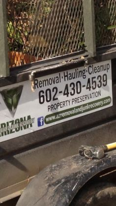 Junk Removal and cleanup