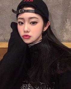 "Korean Street Fashion - Drug Without Side Effect ""Flocking Hoodie"" (Instagram - 0.217)"
