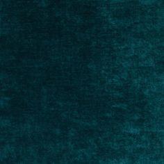 LINEN VELVETS Lustre Velvet Fabric - Tourmaline