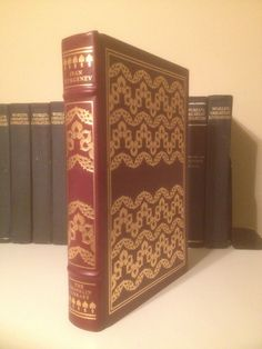 Franklin Library Full Leather Ivan Turgenev First Love & Other Tales Greatest