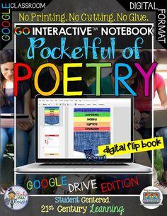 GO Interactive Pocketful of Poetry Google Edition ($)