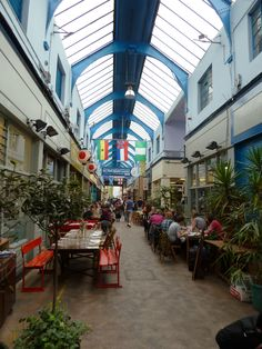 Brixton Market — a must-see in London