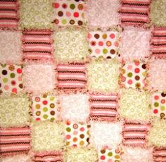 Searching for rag quilt patterns for your next quilting project? Look no further! Here is my own collection of FREE rag quilt pattern links for...