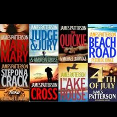 Love James Patterson's books