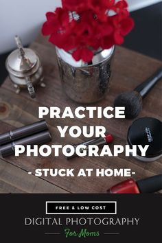 Here are lots of free and low-cost ideas to practice your photography when you are stuck at home. As hard as quarantines are, your boosted photography skills might be a silver lining! Wildlife Photography Tips, Landscape Photography Tips, Photography Tips For Beginners, Free Photography, Photography Lessons, Phone Photography, Photography Projects, Photography Business, Photography Tutorials