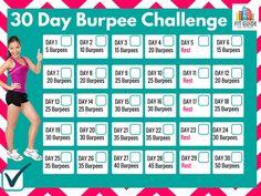 Take the 30 Day Burpee Challenge   Fit Guide San Antonio   News Radio 1200 WOAI