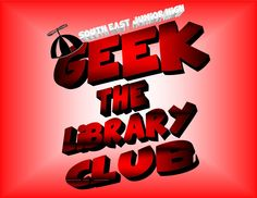 Geek the Library is a club for geeks of all kinds- people who are passionate about a topic, an activity, an idea. We are inviting YOU to join in and share what you geek out about.