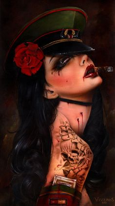 Dirt Tease by Brian M. Viveros