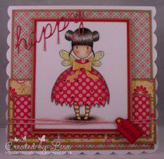 Sugar Nellie, what a sweet card!
