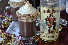 The Hot Choc-Colada | 22 Hot Chocolates You Must Make This Winter