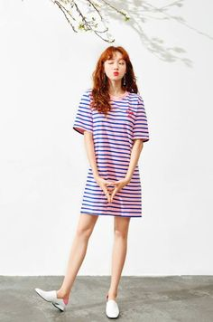 Lee Sung Kyung Style Ulzzang, Ulzzang Fashion, Ulzzang Girl, Korea Fashion, Asian Fashion, Look Fashion, Lee Sung Kyung Fashion, Lee Sung Kyung Style, Korean Celebrities