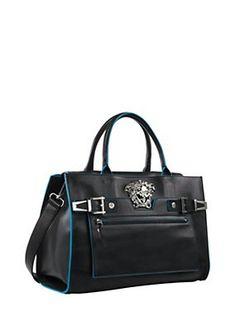 73c064121c The Versace Palazzo Bag the new supple It-Bag of the luxury Italian Maison