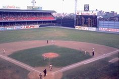 Connie Mack Stadium, Philadelphia 1968