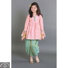 SALE upto 30 % OFF on saka designs ! Update your baby's wardrobe with the best of ethnic outfits! ready to working days COD - available whats app at - 09294000000 Girls Dresses Sewing, Stylish Dresses For Girls, Frocks For Girls, Little Girl Dresses, Indian Dresses For Kids, Kids Indian Wear, Kids Ethnic Wear, Indian Clothes For Kids, Kids Party Wear Dresses