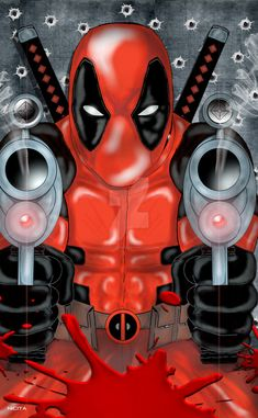 Check out new Deadpool Wallpapers - https://itunes.apple.com/US/app/id1161236264