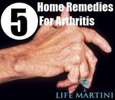 Life Martini - http://www.lifemartini.com/top-5-home-remedies-for-arthritis/
