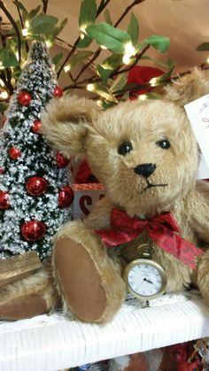 Limited Edition Christmas Teddy Bear