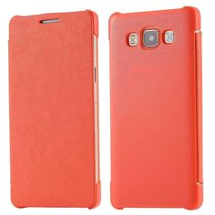 Retro Ultra Thin Leather Case for Samsung Galaxy A5