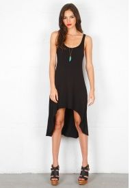 Feel The Piece High Low Dress