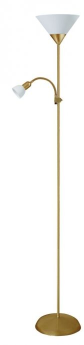 lampadar auriu cu brat ajustabil ACTION 4065 marca RabaLux Home Appliances, Flooring, Lighting, Action, Home Decor, House Appliances, Group Action, Decoration Home, Room Decor