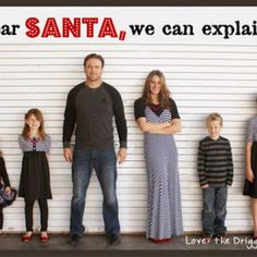 Family Lineup Christmas Card Ideas for Christmas Cards Tip Junkie Fun Family Christmas Card Photos