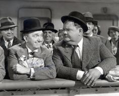 """""""Well, this is another nice mess you've gotten me into."""" Oliver Oliver Hardy Sons of the Desert 1933"""
