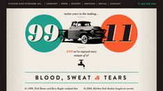 15 Fabulous Vintage & Retro Web Designs | Graphic & Web Design Inspiration + Resources