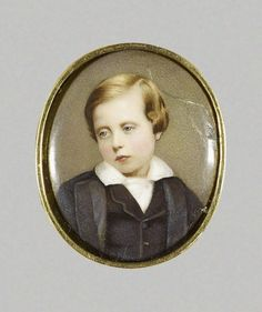William Charles Bell - Prince Leopold, later Duke of Albany Queen Victoria Children, Queen Victoria Family, Queen Victoria Prince Albert, Victoria And Albert, Princess Alice, Prince And Princess, Victoria's Children, British Crown Jewels, Royal Collection Trust