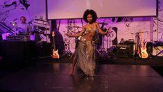 Dubstep Tribal Fusion Belly Dance - Ebony Qualls - Washington DC - Paradise Circus - Massive Attack