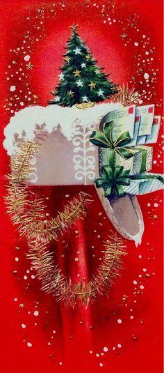 CHRISTMAS CARDS!! I adore sending & receiving Christmas cards
