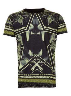 Criminal Damage Black T-shirt* - Criminal Damage  - Brands