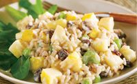Success - Waldorf Brown Rice Salad - Success® ... the 10 minute, no mess, no measure, boil-in-bag rice.