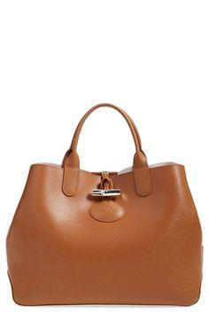 Longchamp  Roseau  Reversible Tote available at  Nordstrom Reversible Tote  Bag 8266948d0db02