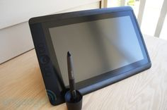 DNP Wacom Cintiq 13HD review a spacesaving pen display for the design savvy workflow: The 13-inch pen display sports that tablet form factor, but remains a dedicated tethered peripheral for artists, designers and photographers.