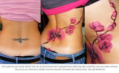 Beauty column: tattoos, body art en tattoo trends