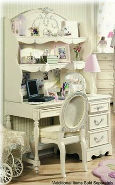 Lea Furniture - Lea Youth Furniture Jessica Mcclintock Romance 3 Drawer Computer Desk (Antique White) by Lea Furniture - Lea Youth Furniture. $914.00. The look of the collection is especially appropriate tothe name Jessica McClintock has attached to her furnitureefforts The Romance Collection Jessica McClintockexplains To me romance means beauty thattouches the emotional part of our beingMany of the individual items in Jessica McClintock Home The Romance Collection for Young La...