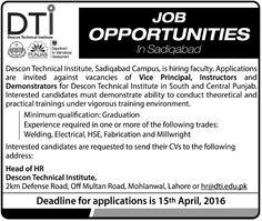 Jobs In Pakistan Apparel Merchandising Services Karachi Jobs