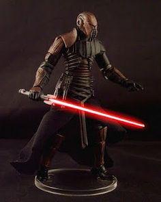 Stronox's Custom Lab: Star Wars Sith Stalker